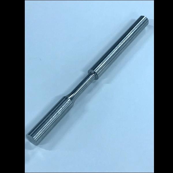 【金属加工・ステンレス】SUS316L引っ張り試験片製作