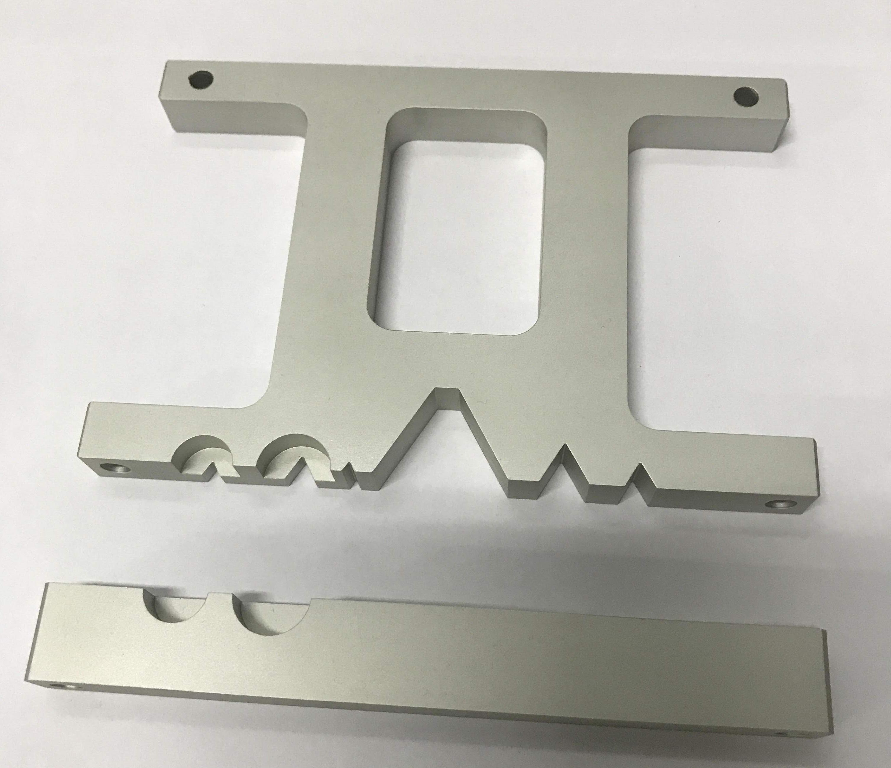 [ 金属加工部品 ]特急 顕微鏡部品(アルミ/A5052製)