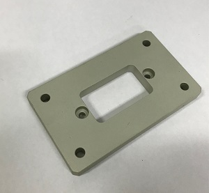 [ 金属加工・アルミ ] 生産ライン設備用部品(アルマイト処理)