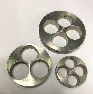 [ 金属加工・ステンレス ] 生産ライン設備用機械部品