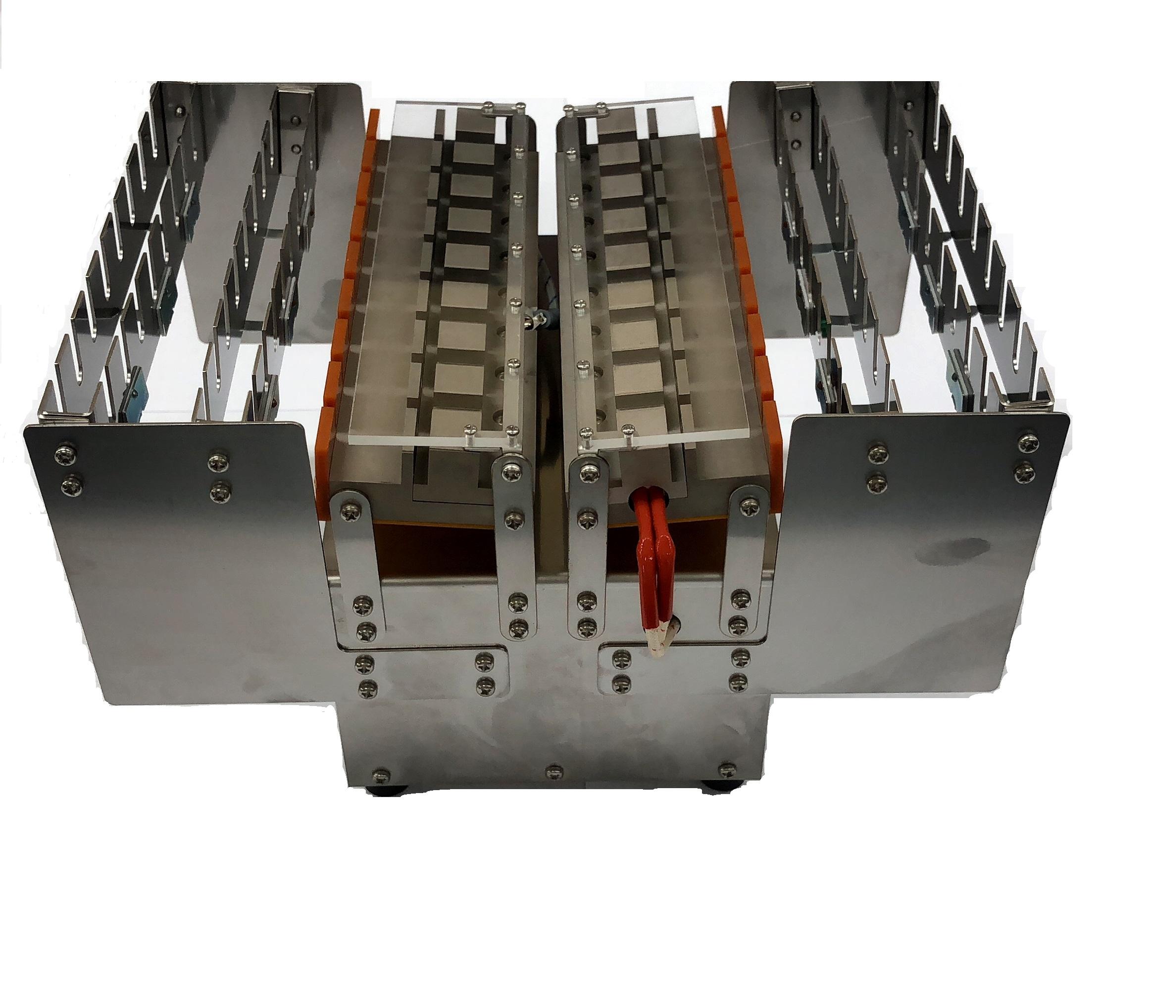 [ 金属加工部品 ]光コネクタ端末専用 加熱器